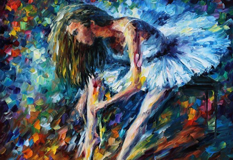Canción de la danzarina, de Colette