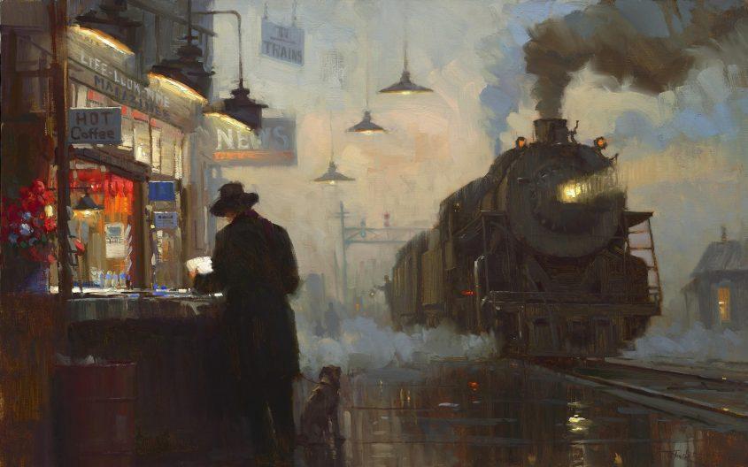 Un tren hacia el norte, de Agota Kristof