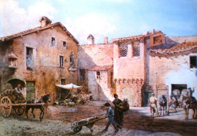 Viejo oficio, de Cesare Pavese